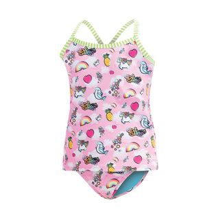 Dolfin Uglies Girl's Swimsuit Sweet Dreams Tankini Set