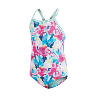 Dolfin Little Uglies Girl's Swimsuit Paint Party