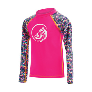 Dolfin Little Uglies Youth Rash Guard Candy Mountain