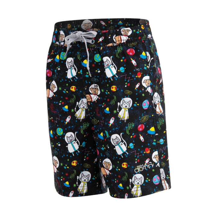 Dolfin Little Uglies Space Race Swim Trunk Boys product image
