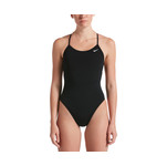 Nike Hydrastrong Solid Lace Up Tie Back One Piece product image
