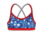 Tyr Twinkle Trinity Top Girls product image