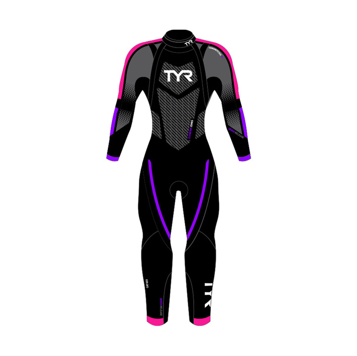 Tyr 2020 Hurricane Category 3 Wetsuit Female product image