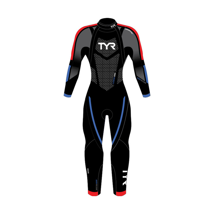 Tyr 2020 Hurricane Category 3 Wetsuit Male product image