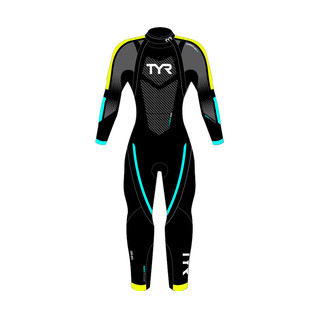 TYR Women's Hurricane Category 2 Wetsuit