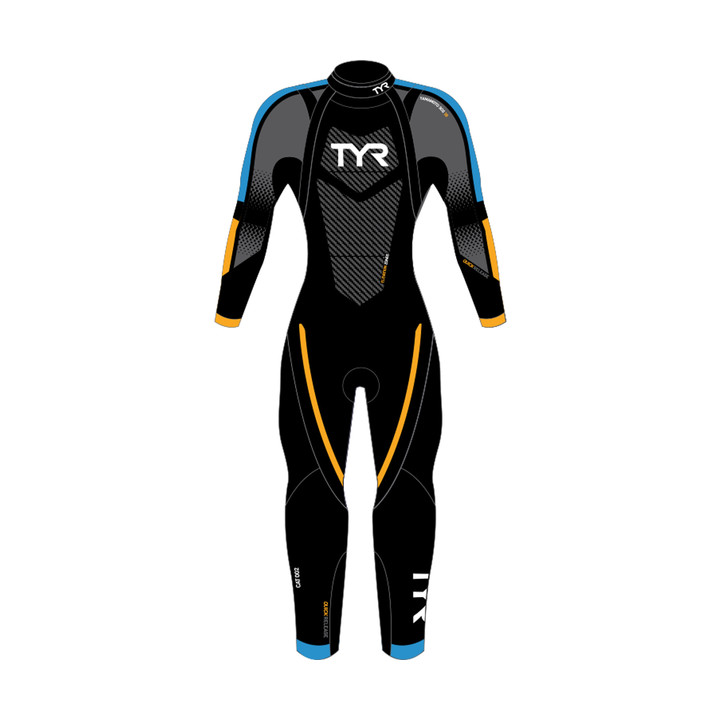 Tyr 2020 Hurricane Category 2 Wetsuit Male product image