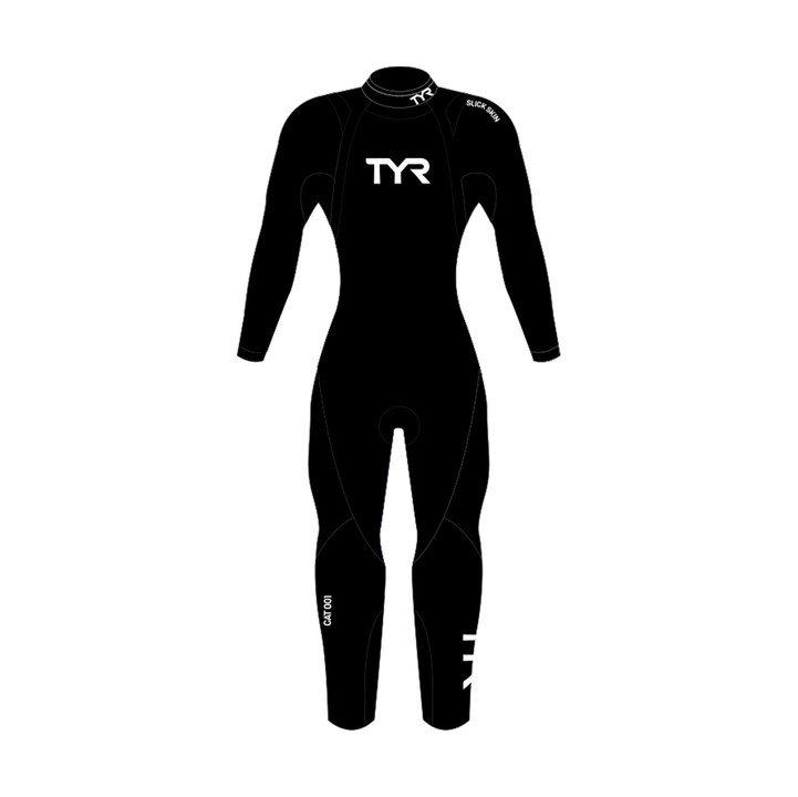 Tyr 2020 Hurricane Category 1 Wetsuit Female product image