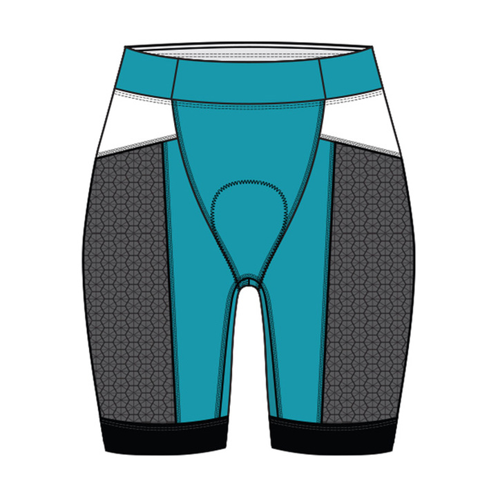 Tyr 2020 Competitor Tri Short 8in Female product image