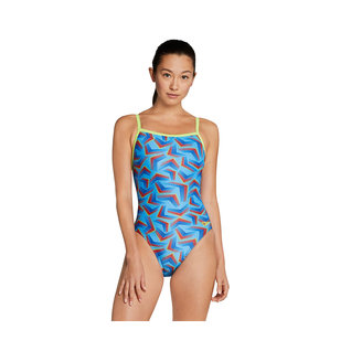 Speedo Play the Angles Pro LT Flyback Swimsuit