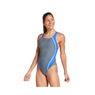 Speedo Swimsuit Heather Quantum Splice