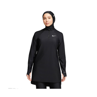 Nike Victory Full-Coverage Solid Swim Tunic