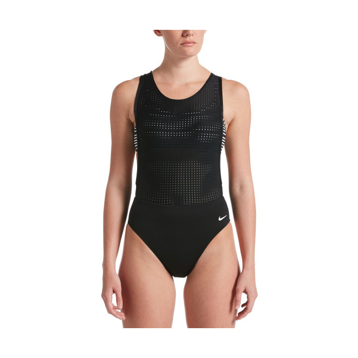 Nike Sport Mesh Convertible Layered One Piece Female product image