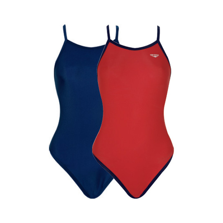 The Finals Solid Lycra Reversible H-Back Female product image