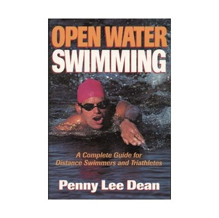 Open Water Swimming Book by Lee Dean