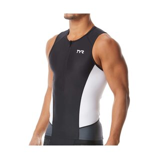 TYR Men's Triathalon Top Competitor Singlet