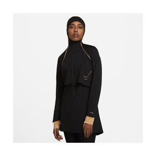 Nike Womens Modest Victory Luxe Full Coverage Swim Dress