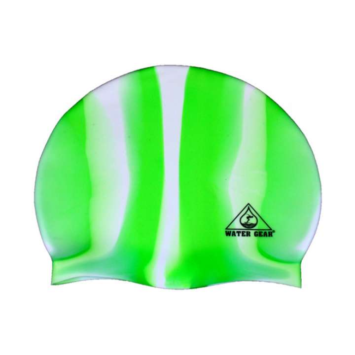 Water Gear Jazz Silicone Swim Cap product image