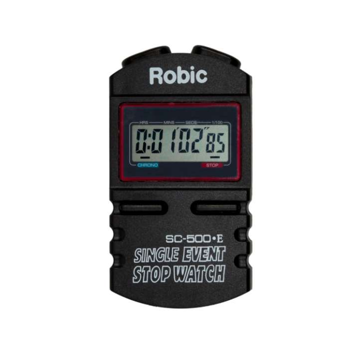 Robic Silent/Audible Single Event Stopwatch product image