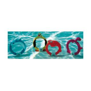 Water Gear Surf And Turf Dive Rings
